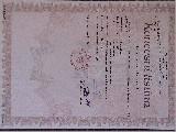 Koncesní listina k instalaci EZS